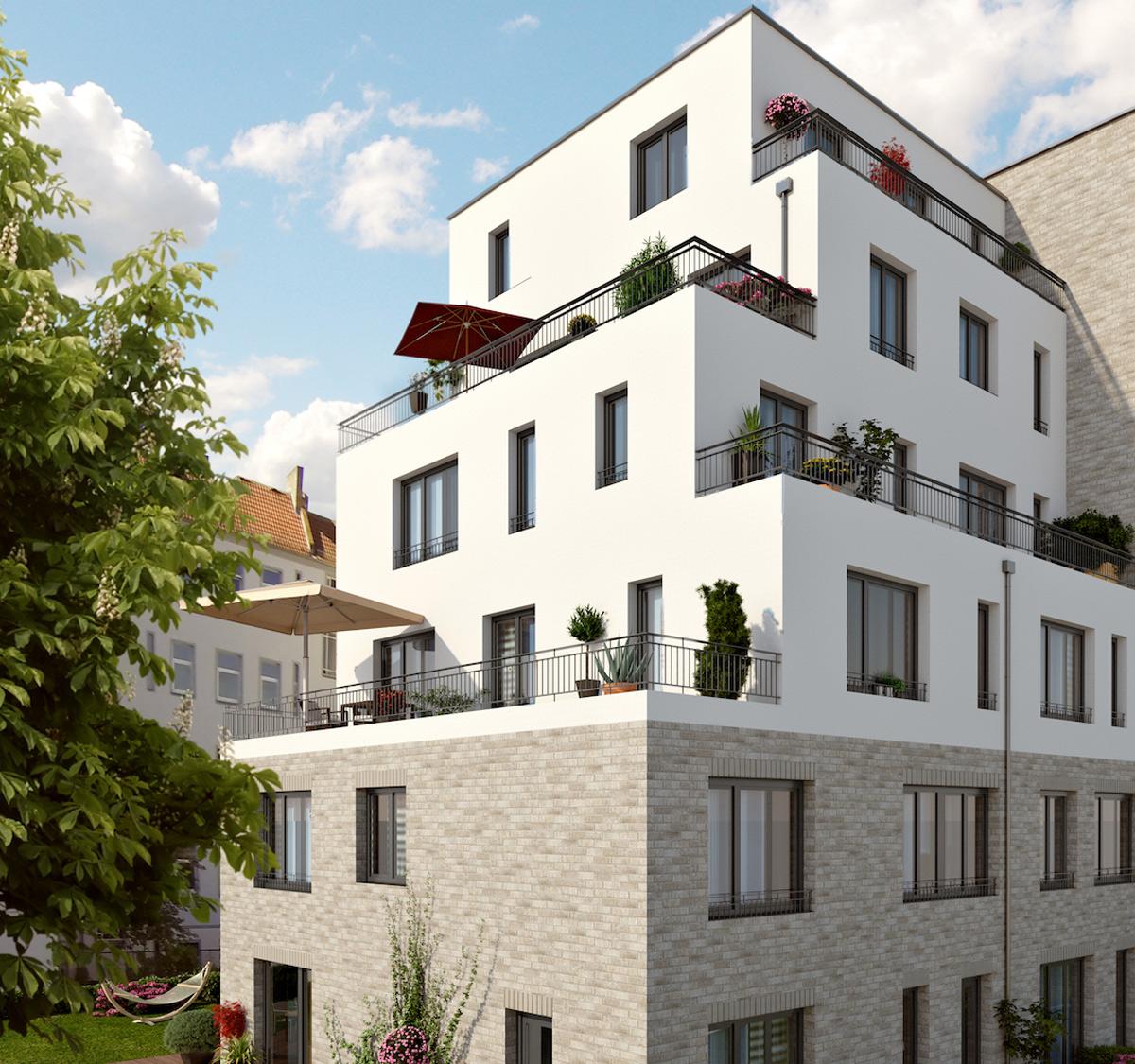 Neubau | Kopenhagener Straße 31 | 10437 Berlin | 01